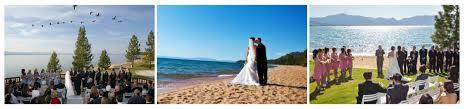 south lake tahoe wedding venues best weddings in south lake tahoe tahoe wedding