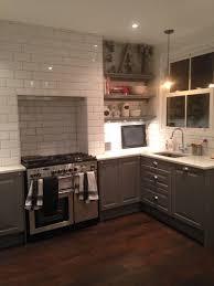 Industrial Kitchen Furniture by French Industrial Kitchen Undermount Sink Ikea Lindingo Grey