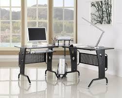 modern black secretary desk thediapercake home trend