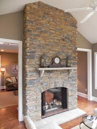 double sided fireplace wood insert in ceiling smart move design