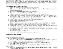 Sap End User Resume Sample 100 Sap Mm Sample Resumes Download Health And Safety Engineer