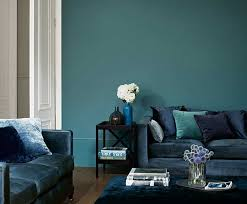 Teal Blue Living Room by Introduction To Colour Selecting Paint Colours Style Library