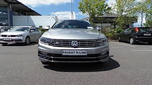 volkswagen passat r line 2016 2015 volkswagen passat estate higline 2 0tdi 150bhp dsg full r