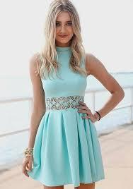 light blue sleeveless dress light blue spring dress naf dresses