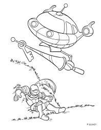 rocket and knight little einsteins coloring pages hellokids com