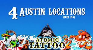 atomic tattoo tattoo u0026 body piercing austin texas tattoo