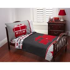 Firefighter Crib Bedding Truck Crib Bedding Wayfair