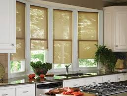 kitchen window blinds ideas 33 stylish kitchen window blinds ideas ecstasycoffee