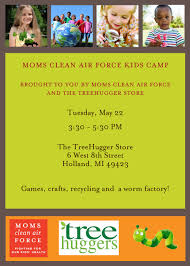 join us michigan kids camp moms clean air force