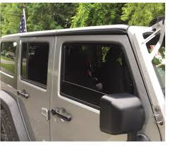 weathertech jeep wrangler how to install your weathertech front rear side window