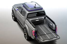 renault alaska renault alaskan pickup truck concept heads to frankfurt