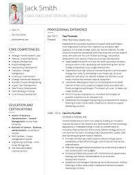 corporate resume template corporate template
