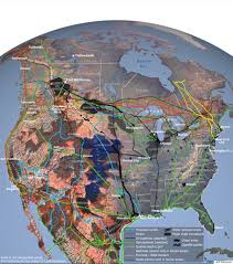 North America Wall Map by Map Donald Trump Doesn U0027t Seem To Understand Business Insider