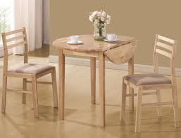 Dining Room Compact Dining Table Sets With  Piece Dinette Sets - Kitchen table for two