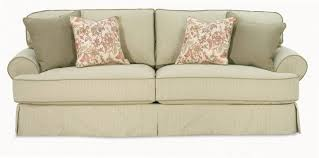 Cotton Duck Sofa Slipcover Living Room Decor Sure Fit Cotton Duck Sofa Slipcover T Cushion