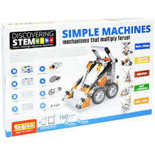 amazon com engino discovering stem simple machines mechanisms