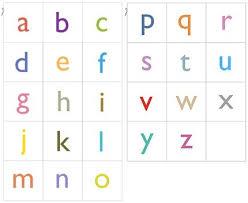 best 25 alphabet cards ideas on alphabet nursery abc