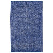 Overstock Com Outdoor Rugs by Hand Knotted Vintage Replica Blue Wool Rug 2 U00270 X 3 U00270 Overstock