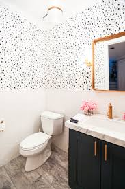 bathroom wallpaper designs caitlin wilson