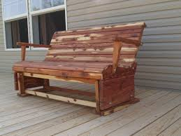 best 25 rustic outdoor gliders ideas on pinterest rustic