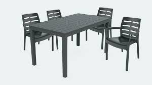 chaises salon de jardin chaise et table de jardin pas cher unique stunning salon de jardin