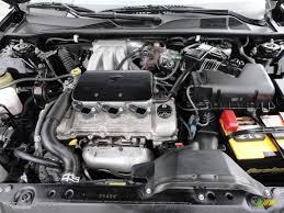 2014 Toyota Camry Engine Diagram 2003 Toyota Camry Le V6 3 0 Liter Dohc 24 Valve V6 Engine Photo