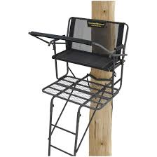 rivers edge syct 2 ladder tree stand 667259 ladder tree
