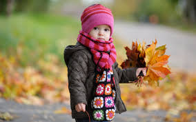 cute fall wallpapers cute baby in autumn wallpapers hd wallpapers
