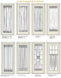 window treatments for patio doors best 25 door panel curtains ideas on pinterest sliding door