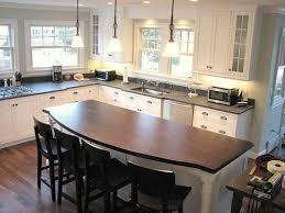kitchen island countertop overhang kitchen island design cape island kitchens