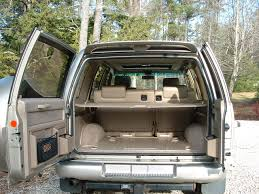 1999 isuzu trooper information and photos zombiedrive