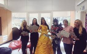 Seeking Newcastle Newcastle Staff Joined By Some Faces To Deliver Gifts At