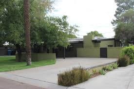 Mid Century Modern Homes For Sale by Mid Century Modern 4 Bed Phoenix Home For Sale