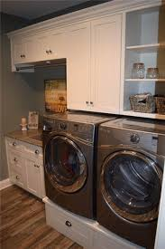 Laundry Room Cabinet Custom Laundry Room Cabinet Storage Solutions Ds Woods Custom
