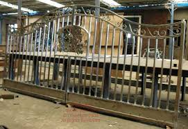 pre made gate details steel gates wrought iron gates pre made