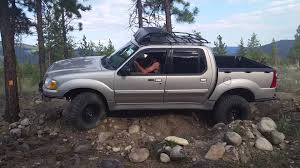 explorer sport trac solid axle youtube