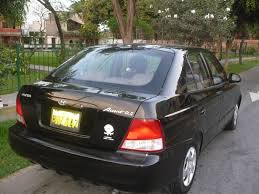 2001 hyundai accent information and photos momentcar