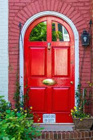 feng shui house colors best color to paint front door with red