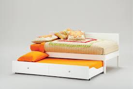 bedroom furniture bedroom white wooden furnishing trundle daybed