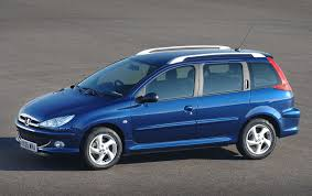 peugeot blue peugeot 206 sw review 2002 2006 parkers