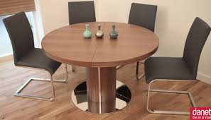 table top maxi glass extending round dining table charm maxi
