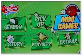 Backyard Sports Sandlot Sluggers Xbox 360 3 Garnets U0026 2 Sapphires Giveaway U0026 Review Backyard Sports