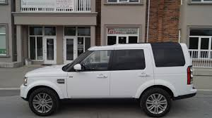 land rover lr4 white black rims land rover lr4 the tough british guy gets more urban