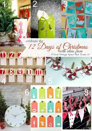 twelve days christmas gift ideas christmas trees 2017