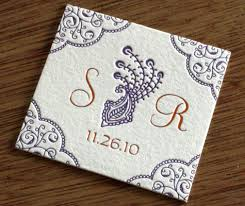traditional indian wedding favors letterpress wedding invitation letter impressed by ajalon