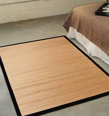 Wood Area Rug About Bamboo Area Rugs