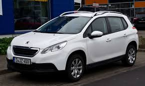peugeot series 2016 peugeot 2008 1 generation crossover pics specs and news
