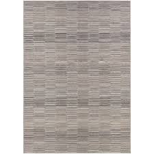 Outdoor Rug 6 X 9 Couristan Cape Fayston Silver Charcoal Indoor Outdoor Rug 6 6 X