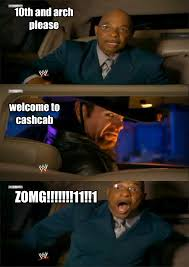 Undertaker Memes - image 8721 glasses hat macro smackdown suit teddy long undertaker