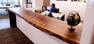 Wood Reception Desk by Http Missionbell Com Projects Passport Images Passport1 940x450